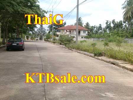 ที่ดินเปล่าหลุดธนาคาร กรุงไทย